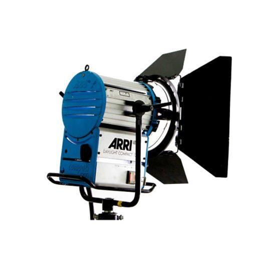 Arri Compact 1200W HMI FF Camuse Licht Light