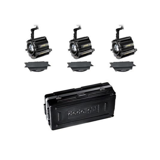 DEDO 650 set light camuse