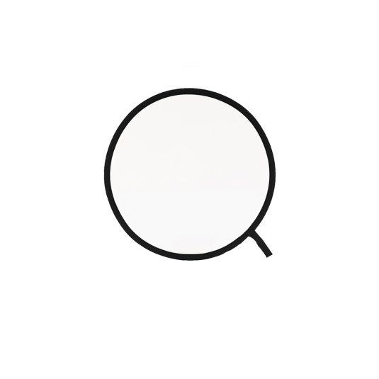 Lastolite circle 50cm white camuse
