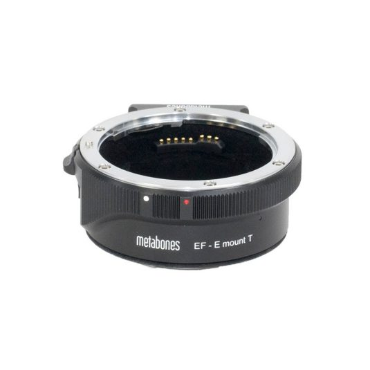 Metabones ef to e mount camuse