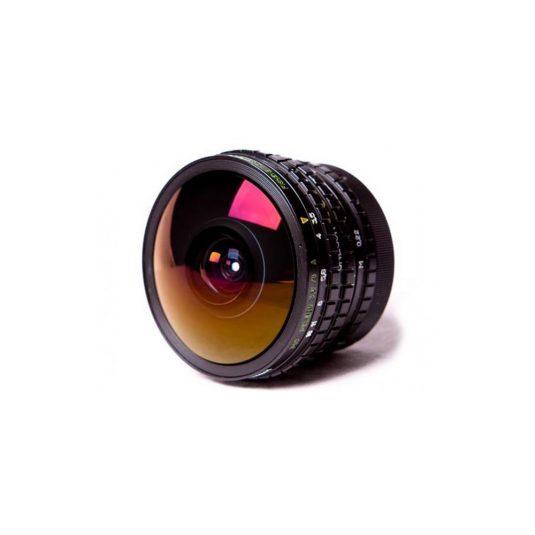 Peleng 8mm Fisheye Camuse