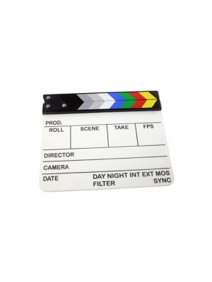 Clapperboard Camuse