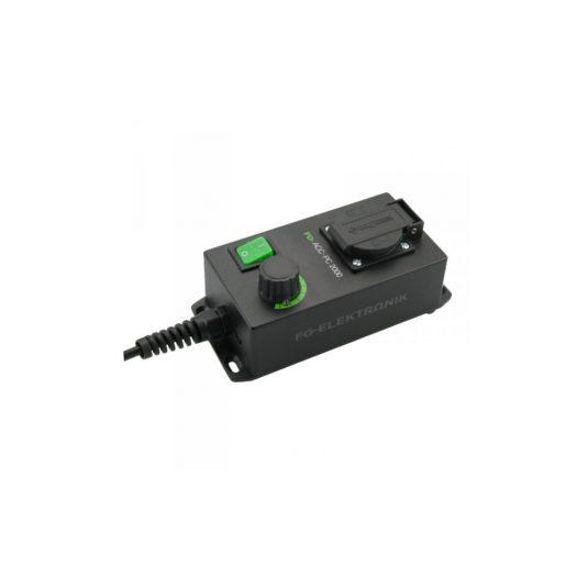 2kw dimmer FG elektronik ACC PC 2000W licht verhuur