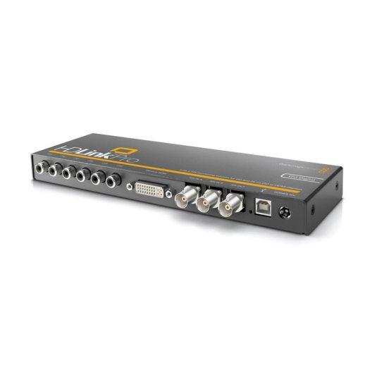 HDlink Blackmagic Lutbox SDI DVI verhuur Camuse cameraverhuur monitor