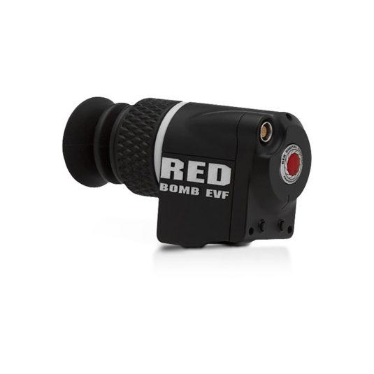 red bomb evf viewfinder huur camuse cameraverhuur