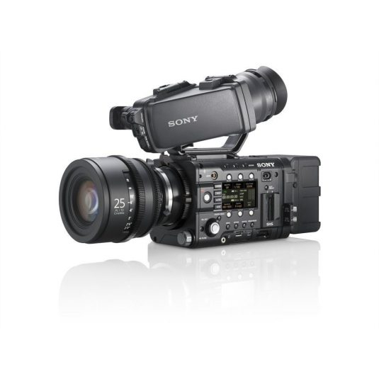 Sony PMW-F55 4K camera verhuur digital cinema